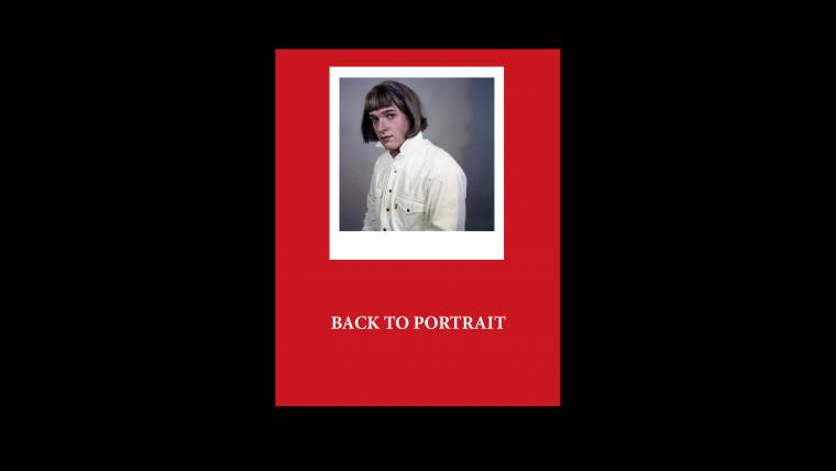 Antología de retratos realizados por Israel Caballero en los últimos 20 años.